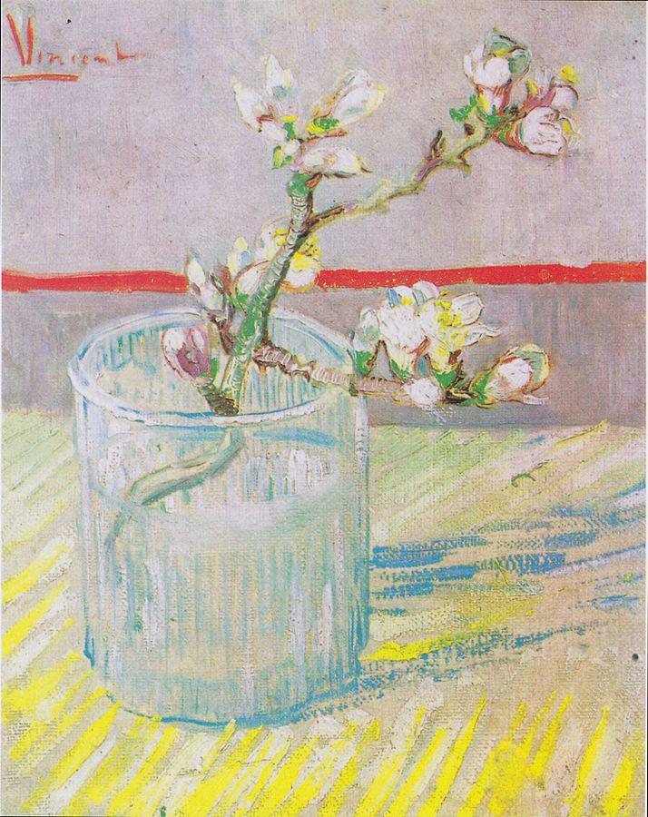 714px-Van_Gogh_-_Blühender_Mandelbaumzweig_in_einem_Glas