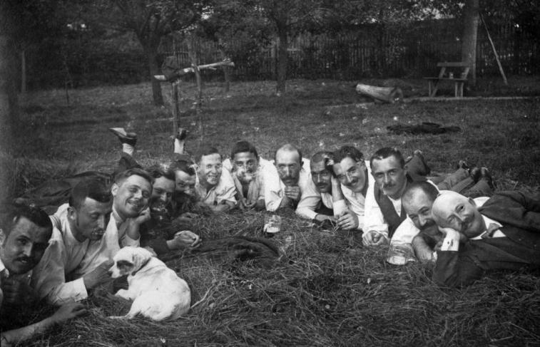 FORTEPAN_1926_ VARGHA ZSUZSA
